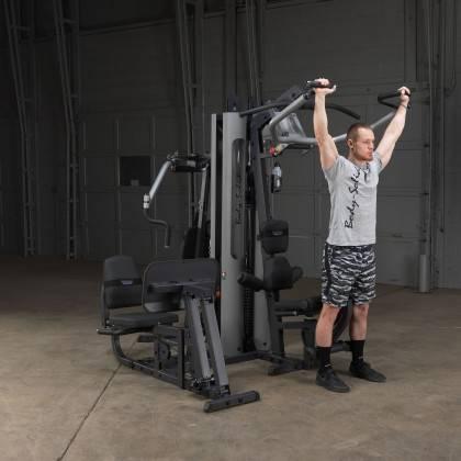 Atlas wielofunkcyjny do ćwiczeń Body-Solid G9S | stosy obciążeń 2x95kg Body-Solid - 10 | klubfitness.pl | sprzęt sportowy sport