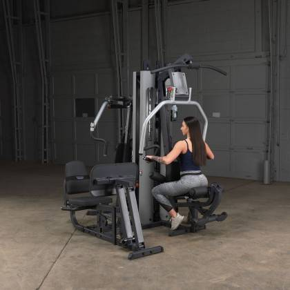 Atlas wielofunkcyjny do ćwiczeń Body-Solid G9S | stosy obciążeń 2x95kg Body-Solid - 11 | klubfitness.pl | sprzęt sportowy sport