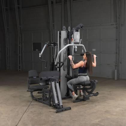 Atlas wielofunkcyjny do ćwiczeń Body-Solid G9S | stosy obciążeń 2x95kg Body-Solid - 12 | klubfitness.pl | sprzęt sportowy sport