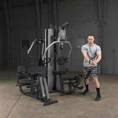 Atlas wielofunkcyjny do ćwiczeń Body-Solid G9S | stosy obciążeń 2x95kg Body-Solid - 13 | klubfitness.pl | sprzęt sportowy sport