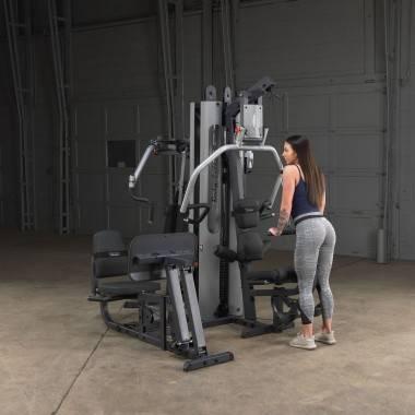 Atlas wielofunkcyjny do ćwiczeń Body-Solid G9S | stosy obciążeń 2x95kg Body-Solid - 14 | klubfitness.pl | sprzęt sportowy sport