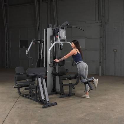 Atlas wielofunkcyjny do ćwiczeń Body-Solid G9S | stosy obciążeń 2x95kg Body-Solid - 15 | klubfitness.pl | sprzęt sportowy sport