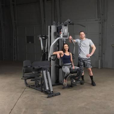 Atlas wielofunkcyjny do ćwiczeń Body-Solid G9S | stosy obciążeń 2x95kg Body-Solid - 18 | klubfitness.pl | sprzęt sportowy sport