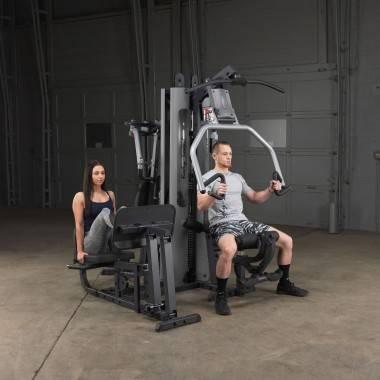 Atlas wielofunkcyjny do ćwiczeń Body-Solid G9S | stosy obciążeń 2x95kg Body-Solid - 19 | klubfitness.pl | sprzęt sportowy sport