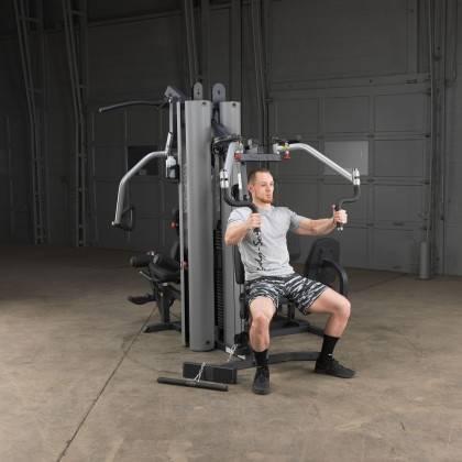 Atlas wielofunkcyjny do ćwiczeń Body-Solid G9S | stosy obciążeń 2x95kg Body-Solid - 21 | klubfitness.pl | sprzęt sportowy sport
