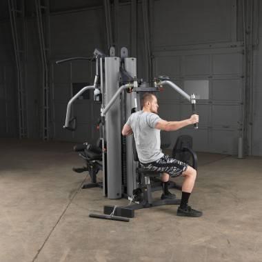 Atlas wielofunkcyjny do ćwiczeń Body-Solid G9S | stosy obciążeń 2x95kg Body-Solid - 22 | klubfitness.pl | sprzęt sportowy sport