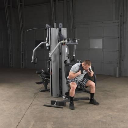 Atlas wielofunkcyjny do ćwiczeń Body-Solid G9S | stosy obciążeń 2x95kg Body-Solid - 24 | klubfitness.pl | sprzęt sportowy sport