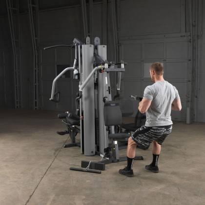 Atlas wielofunkcyjny do ćwiczeń Body-Solid G9S | stosy obciążeń 2x95kg Body-Solid - 25 | klubfitness.pl | sprzęt sportowy sport