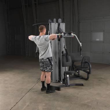 Atlas wielofunkcyjny do ćwiczeń Body-Solid G9S | stosy obciążeń 2x95kg Body-Solid - 27 | klubfitness.pl | sprzęt sportowy sport