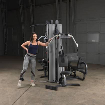 Atlas wielofunkcyjny do ćwiczeń Body-Solid G9S | stosy obciążeń 2x95kg Body-Solid - 30 | klubfitness.pl | sprzęt sportowy sport