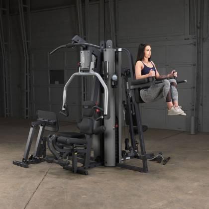 Atlas wielofunkcyjny do ćwiczeń Body-Solid G9S | stosy obciążeń 2x95kg Body-Solid - 33 | klubfitness.pl | sprzęt sportowy sport