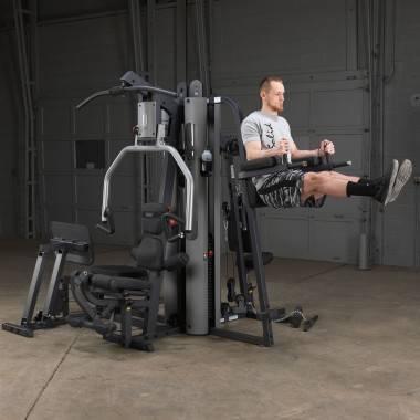 Atlas wielofunkcyjny do ćwiczeń Body-Solid G9S | stosy obciążeń 2x95kg Body-Solid - 34 | klubfitness.pl | sprzęt sportowy sport