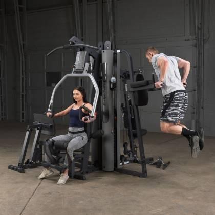 Atlas wielofunkcyjny do ćwiczeń Body-Solid G9S | stosy obciążeń 2x95kg Body-Solid - 35 | klubfitness.pl | sprzęt sportowy sport