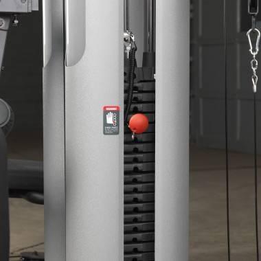 Atlas wielofunkcyjny do ćwiczeń Body-Solid G9S | stosy obciążeń 2x95kg Body-Solid - 38 | klubfitness.pl | sprzęt sportowy sport