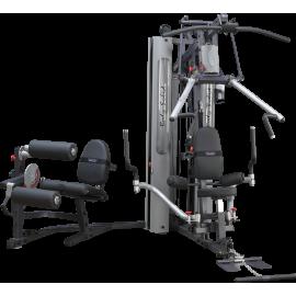 Atlas wielofunkcyjny do ćwiczeń Body-Solid G10B | stosy obciążeń 2x95kg Body-Solid - 1 | klubfitness.pl | sprzęt sportowy sport
