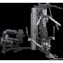 Atlas wielofunkcyjny do ćwiczeń Body-Solid G10B | stosy obciążeń 2x95kg,producent: Body-Solid, zdjecie photo: 1 | online shop kl