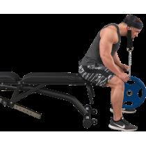 Uprząż na głowę Body-Solid MA307N | ćwiczenia mięśni szyi BodySolid - 1 | klubfitness.pl