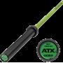 Gryf olimpijski prosty 220cm ATX® LH-50-ATX-CK-500 | Cerakote Multi Bar ATX - 5 | klubfitness.pl | sprzęt sportowy sport equipme