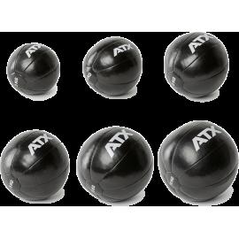 Piłka lekarska ATX® MB-PU-BL Classic | skóra syntetyczna PU | czarna,producent: ATX, zdjecie photo: 4