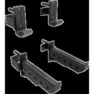 Zestaw uchwytów J-Hooks z podporami bezpieczeństwa Barbarian-Line BB-FWK-9043,producent: Barbarian Line, zdjecie photo: 1