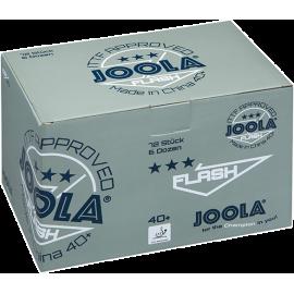 Piłeczki do tenisa stołowego Joola Flash *** białe | 72szt ITTF APPROVED Joola - 1 | klubfitness.pl