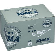 Piłeczki do tenisa stołowego Joola Flash *** białe | 72szt ITTF APPROVED,producent: Joola, zdjecie photo: 2