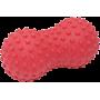 Piłka podwójna do masażu Spartan Sport 13,5x7cm | czerwona SPARTAN SPORT - 1 | klubfitness.pl | sprzęt sportowy sport equipment