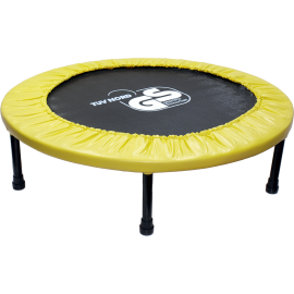 Trampolina sportowa Spartan Sport | średnica 91cm | żółta,producent: SPARTAN SPORT, zdjecie photo: 1