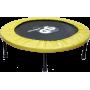 Trampolina sportowa Spartan Sport | średnica 91cm | żółta SPARTAN SPORT - 1 | klubfitness.pl | sprzęt sportowy sport equipment