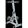 Rotor oporowy do ćwiczeń kończyn dolnych górnych Spartan 2w1 | pionowy SPARTAN SPORT - 1 | klubfitness.pl | sprzęt sportowy spor