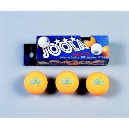 Piłeczki do tenisa stołowego Joola Super *** orange | 3szt ITTF approved,producent: Joola, zdjecie photo: 2 | klubfitness.pl | s
