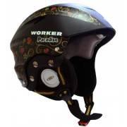 Kask narciarski snowboardowy Worker Paradise Black,producent: WORKER, zdjecie photo: 1 | klubfitness.pl | sprzęt sportowy sport