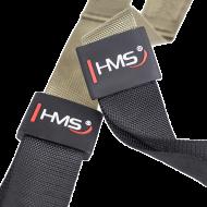 Zestaw taśm do ćwiczeń HMS TX09 | multitrenażer | khaki,producent: HMS, zdjecie photo: 9