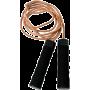 Skakanka skórzana łożyskowana Insportline IN352 | z obciążeniem Insportline - 1 | klubfitness.pl | sprzęt sportowy sport equipme