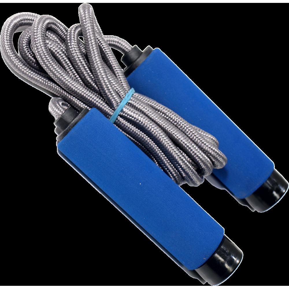 Skakanka neoprenowa sznurowa Stayer Sport 290cm | niebieska,producent: Stayer Sport, zdjecie photo: 1