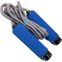 Skakanka neoprenowa sznurowa Stayer Sport 290cm | niebieska Stayer Sport - 1 | klubfitness.pl | sprzęt sportowy sport equipment