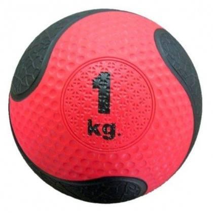 Piłka lekarska 1 kg SPARTAN SPORT guma syntetyczna,producent: SPARTAN SPORT, photo: 1