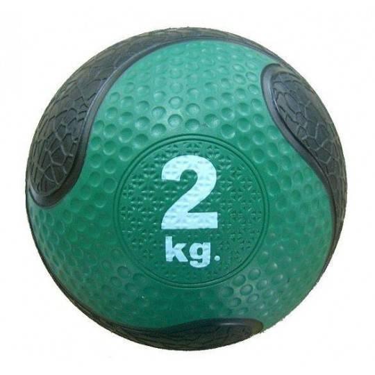 Piłka lekarska 2 kg SPARTAN SPORT guma syntetyczna,producent: SPARTAN SPORT, photo: 1