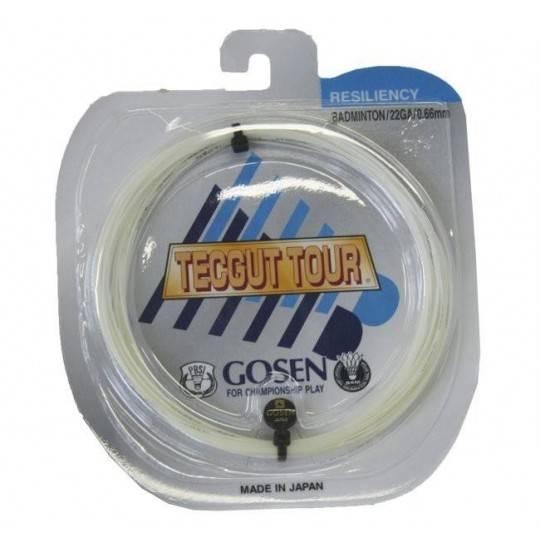 Naciąg do rakiet badmintona Gosen Tecgut Tour | 10m 0,66mm,producent: GOSEN, zdjecie photo: 1 | online shop klubfitness.pl | spr