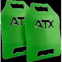 Płyty obciążeniowe do kamizelki taktycznej ATX® 2x 4,17LB | zielone,producent: ATX, zdjecie photo: 1