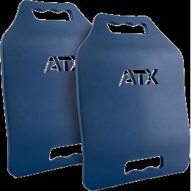 Płyty obciążeniowe do kamizelki taktycznej ATX® 2x 9,17LB | niebieskie,producent: ATX, zdjecie photo: 1 | klubfitness.pl | sprzę