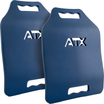 Płyty obciążeniowe do kamizelki taktycznej ATX® 2x 9,17LB | niebieskie,producent: ATX, zdjecie photo: 1