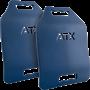 Płyty obciążeniowe do kamizelki taktycznej ATX® 2x 9,17LB | niebieskie ATX® - 1 | klubfitness.pl