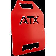 Płyty obciążeniowe do kamizelki taktycznej ATX® 2x 6,17LB   czerwone,producent: ATX, zdjecie photo: 2