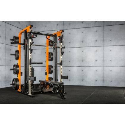 Brama z suwnicą Smith'a MegaTec® MT-SCR-SW | wyciąg ze stosem 125kg,producent: MegaTec, zdjecie photo: 54