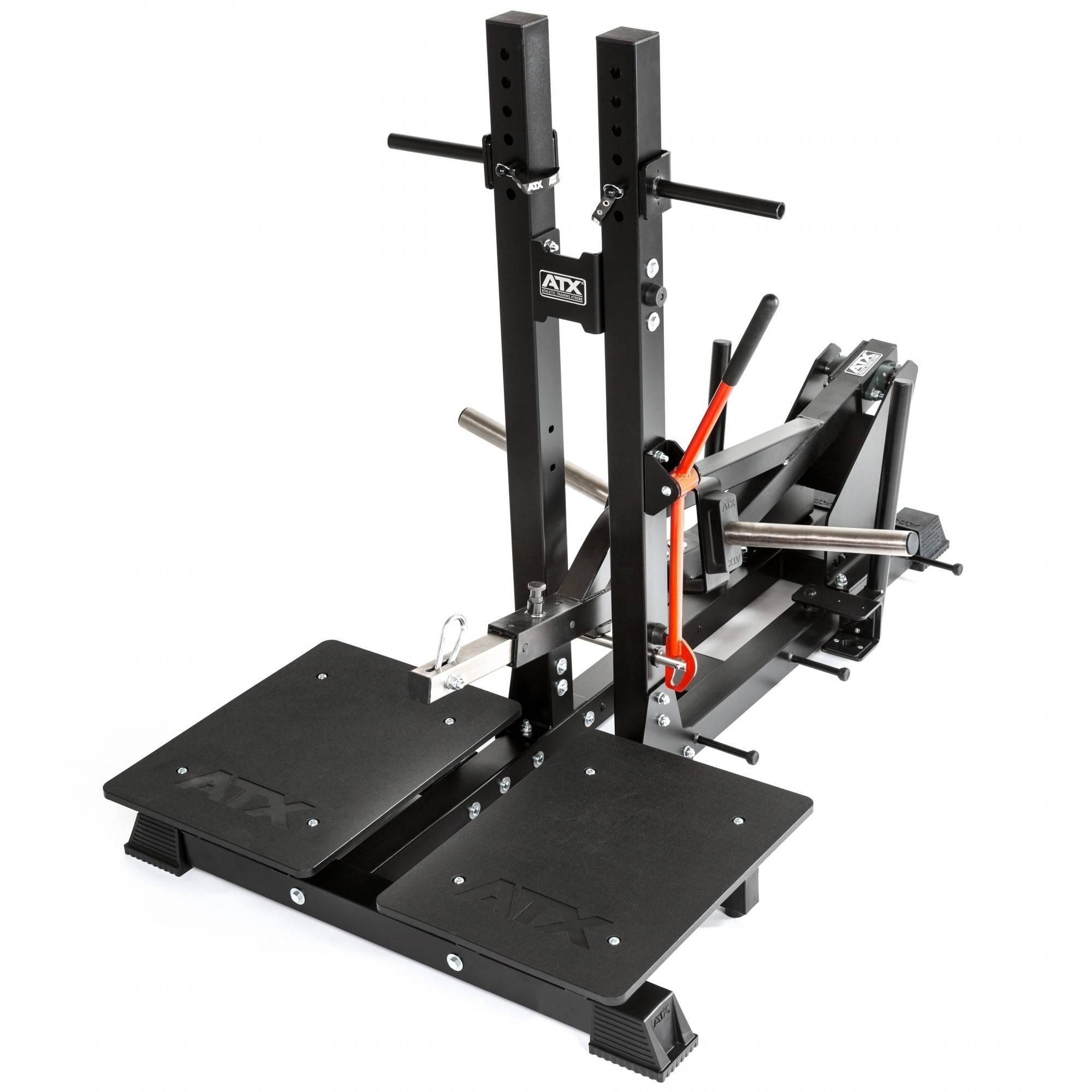 Stanowisko treningowe przysiady & dipping ATX® Belt Squat Machine,producent: ATX, zdjecie photo: 1 | klubfitness.pl | sprzęt spo