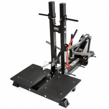 Stanowisko treningowe przysiady & dipping ATX® Belt Squat Machine,producent: ATX, zdjecie photo: 19