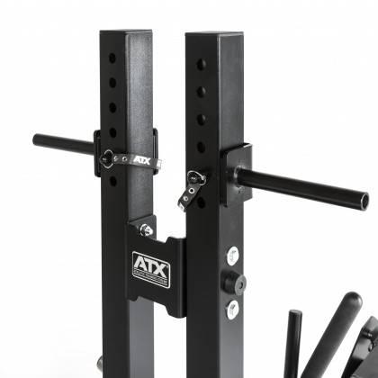 Stanowisko treningowe przysiady & dipping ATX® Belt Squat Machine,producent: ATX, zdjecie photo: 20 | klubfitness.pl | sprzęt sp