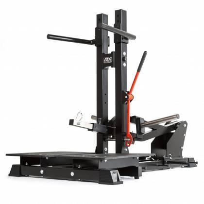 Stanowisko treningowe przysiady & dipping ATX® Belt Squat Machine,producent: ATX, zdjecie photo: 2 | klubfitness.pl | sprzęt spo