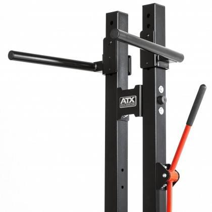 Stanowisko treningowe przysiady & dipping ATX® Belt Squat Machine,producent: ATX, zdjecie photo: 22 | klubfitness.pl | sprzęt sp